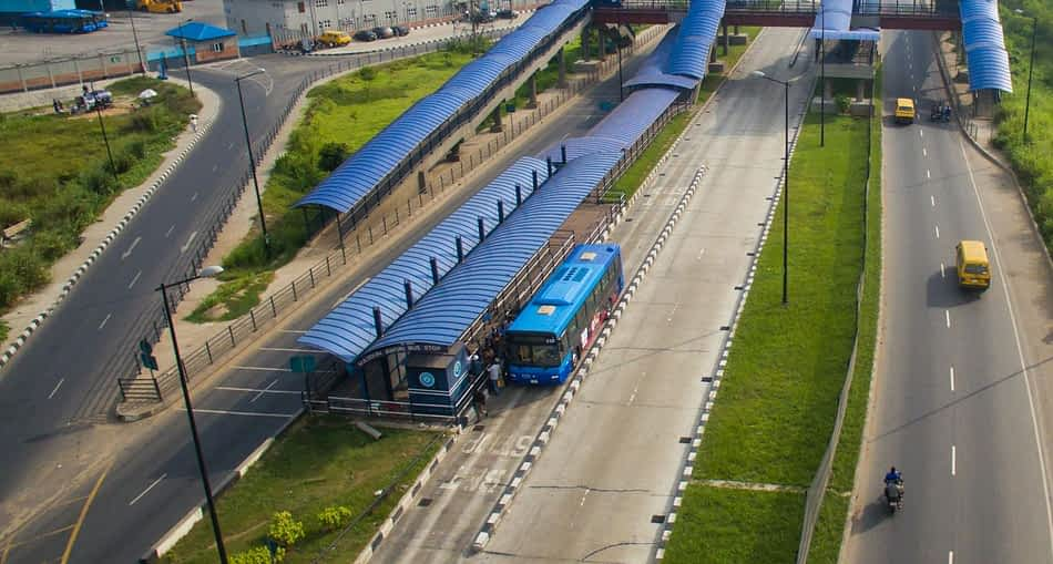 LAGOS TRANSPORT SYSTEM: REGULAR SERVICES
