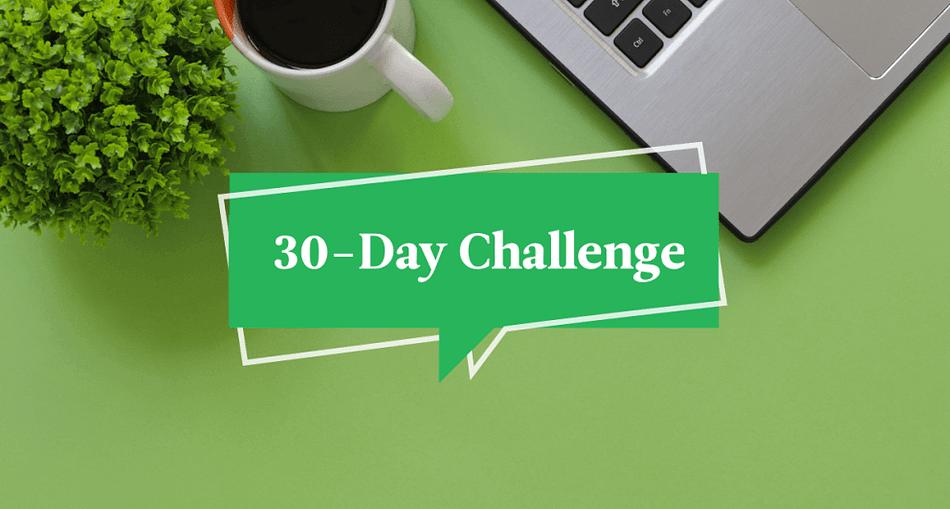 30 Day Challenge Ideas In 2020- Part 2
